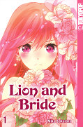 Frontcover Lion and Bride 1