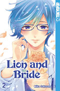 Frontcover Lion and Bride 2