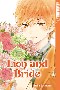 Frontcover Lion and Bride 3
