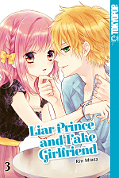 Frontcover Liar Prince and Fake Girlfriend 3