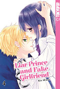 Frontcover Liar Prince and Fake Girlfriend 4