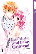 Frontcover Liar Prince and Fake Girlfriend 5