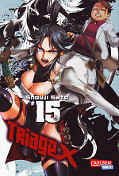 Frontcover Triage X 15