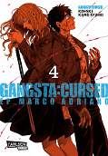 Frontcover Gangsta.: Cursed 4