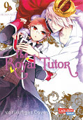 Frontcover The Royal Tutor 9