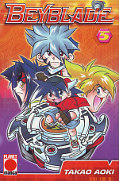 Frontcover Beyblade 5