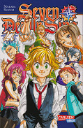 Frontcover Seven Deadly Sins 27