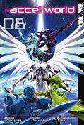 Frontcover Accel World 8