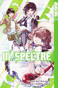 Frontcover In/Spectre 4