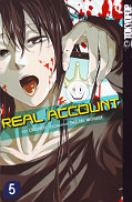 Frontcover Real Account 5