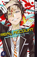 Frontcover Real Account 6