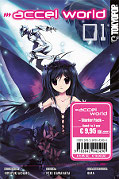 Frontcover Accel World 1