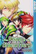 Frontcover The Rising of the Shield Hero 9