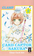 Frontcover Card Captor Sakura Clear Card Arc 3