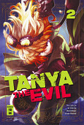 Frontcover Tanya the Evil 2