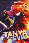 Frontcover Tanya the Evil 4