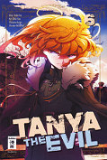 Frontcover Tanya the Evil 6
