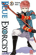 Frontcover Blue Exorcist 20