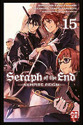 Frontcover Seraph of the End 15