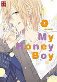 Frontcover My Honey Boy 2