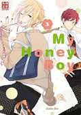 Frontcover My Honey Boy 3