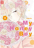 Frontcover My Honey Boy 5
