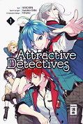 Frontcover Attractive Detectives 1