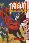 Frontcover Trigun Maximum 3