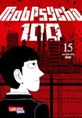 Frontcover Mob Psycho 100 15