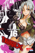Frontcover Triage X 16