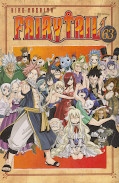 Frontcover Fairy Tail 63