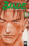 Frontcover Blade of the Immortal 10