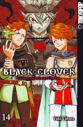 Frontcover Black Clover 14