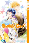 Frontcover Buddy Go! 10