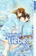 Frontcover Atemlose Liebe 1