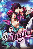 Frontcover BL is Magic! 1