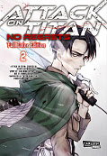 Frontcover Attack on Titan - No Regrets 2