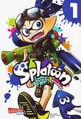 Frontcover Splatoon 1