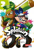 Frontcover Splatoon 2