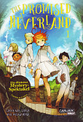 Frontcover The Promised Neverland 1
