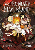 Frontcover The Promised Neverland 3