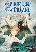 Frontcover The Promised Neverland 4