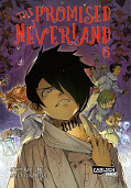 Frontcover The Promised Neverland 6