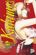 Frontcover Kuhime 3
