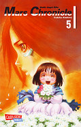 Frontcover Battle Angel Alita - Mars Chronicle 5