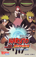 Frontcover Naruto the Movie: Shippuden - Lost Tower 1