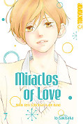 Frontcover Miracles of Love 7