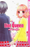 Frontcover Liar Queen 1