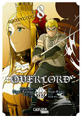 Frontcover Overlord 8