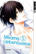 Frontcover Mikamis Liebensweise 5